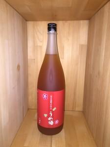 八海山の焼酎で仕込んだ梅酒 1,800ml