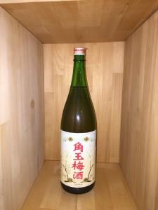 角玉梅酒 1,800ml
